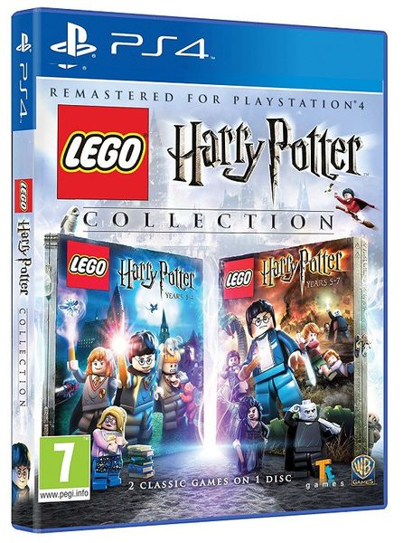 Lego Harry Potter Collection 2 Nowe Gry na PS4 zdjęcie 1