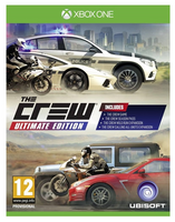 The Crew Ultimate Edition PL Xbox One