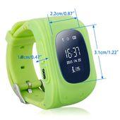 Zegarek Smartwatch G36 dla dzieci z lokalizatorem GSM SIM SOS T189 zdjęcie 5