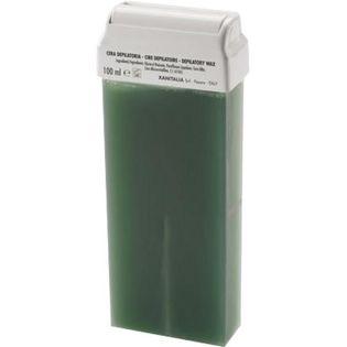 Wosk do depilacji z rolką szeroką azulenowy 100ml