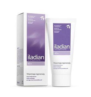 Iladian 40+ Żel do higieny intymnej dla kobiet dojrzałych 180 ml