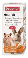 Beaphar Multi-Vit + witamina C dla gryzoni 20ml