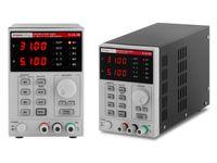 Zasilacz laboratoryjny 0-30 V 0-5 A DC funkcja pamięci - 250 W S-LS-30