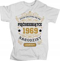 T-shirt Koszulka na urodziny prezent 30 40 50 60 !