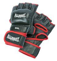 Rękawice MMA PRO skóra naturalna Allright S czarne