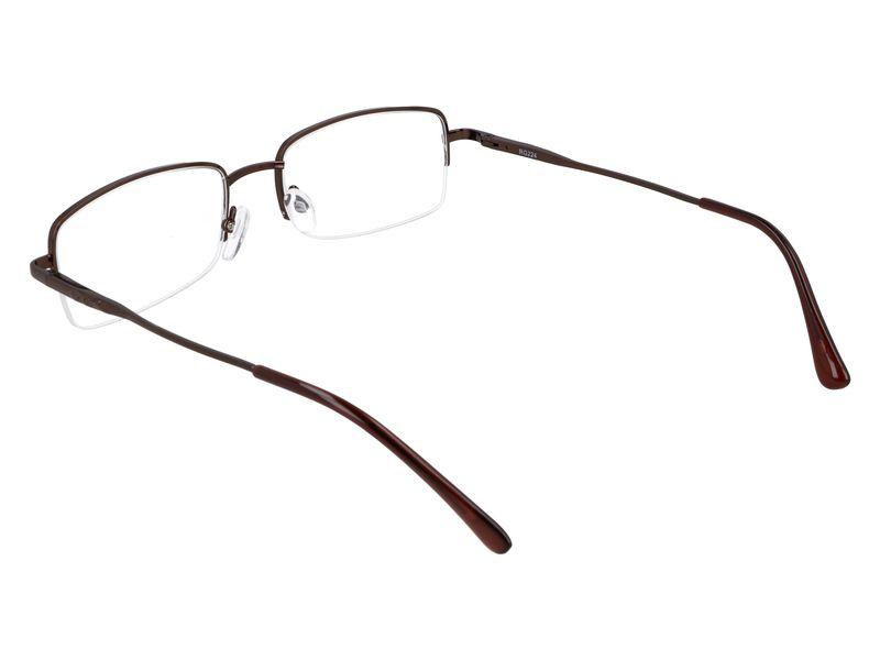 Prostokątne okulary do czytania plusy +1.00 zdjęcie 3