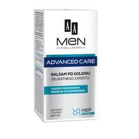 AA Men Advanced Care Balsam po goleniu delikatnego zarostu 100 ml