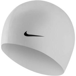 Czepek pływacki Nike Os Solid biały 93060-100