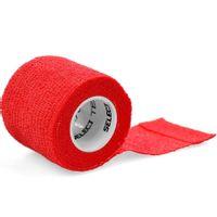 Taśma Select do getrów 5cmx4,5m czerwona 10961