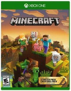Gra Minecraft Starter Coll PL (XONE)