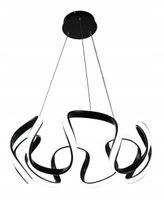 Lampa wisząca Wobako Helix VI ring okrąg żyrandol LED minimal 52cm