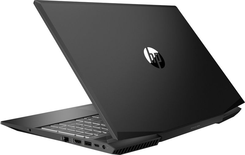 HP Pavilion Gaming 15 FullHD IPS Intel Core i7-8550U 8GB 128GB SSD NVMe 1TB HDD NVIDIA GeForce GTX 1050 2GB Windows 10 zdjęcie 3