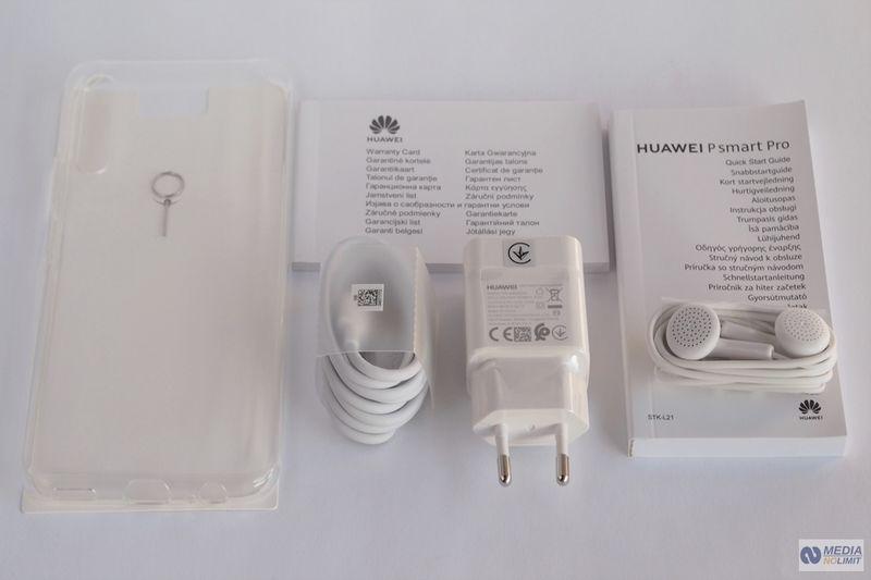 Huawei P smart Pro DS Opal Polska Dystrybucja FV VAT 23% Gw 24M zdjęcie 9