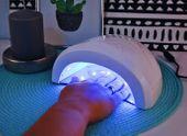 Mocna Lampa UV Dual LED Żele Hybrydy 48W SUNshine zdjęcie 13