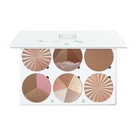 Ofra Professional Makeup Palette Paleta Do Konturowania Twarzy On The Glow 60G