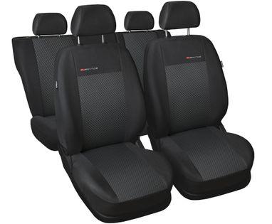 Kia Picanto II 2011-2016 Pokrowce fotele szyte na miarę