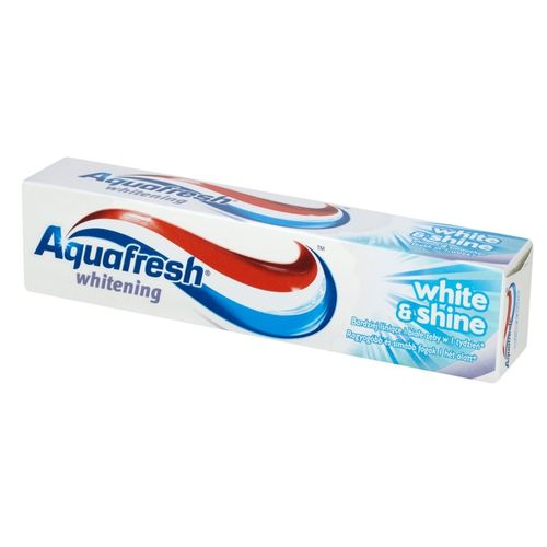 Aquafresh Whitening Toothpaste Pasta Do Zębów White And Shine 100Ml na Arena.pl