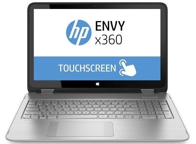 Laptop HP ENVY X360 Convert i5-5200 8GB 256GB GT930 zdjęcie 1