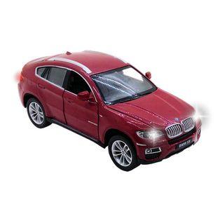 BMW X6 OTW. DRZWI MASKA KUFER ŚWIATŁO DŹWIĘK 1:26