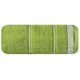 Ręcznik MIRA 50x90 Eurofirany zielony