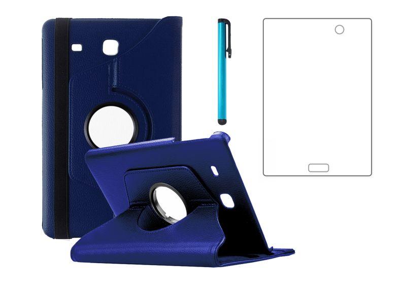 etui pokrowiec do Samsung Galaxy Tab E 9.6 T560 T561 T565 szkło rysik zdjęcie 12