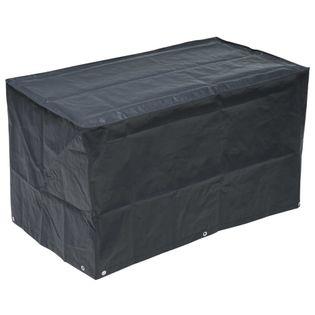 Lumarko Pokrowiec na grill ogrodowy, 196x62x110 cm