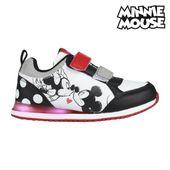 Buty sportowe z LED Minnie Mouse 73450 25
