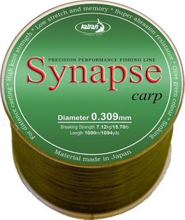 KATRAN Synapse Carp 0,31mm 1000m