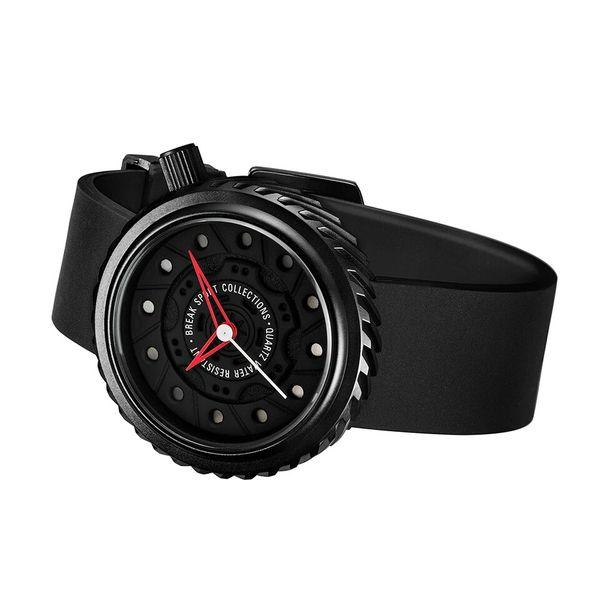 Nowoczesny, męski zegarek Break w eleganckim pudełku zdjęcie 1