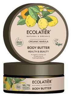 Ecolatier masło do ciała zdrowie i uroda