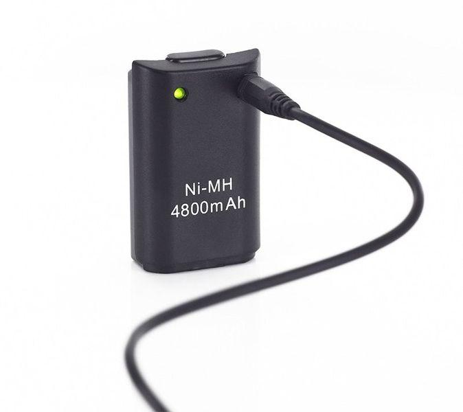 MOCNA Wymienna Bateria do Pada XBOX 360 Kontroler zdjęcie 1