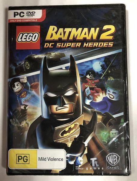 Lego Batman 2 PC - PL Nowa BOX Płyta zdjęcie 4