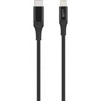 Kabel WG USB-C/Lightning, MFi, 1m (7311) Czarny