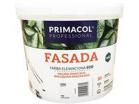Farba akrylowa Primacol Fasada Eco (5 l, biały)