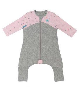 Piżama Love To Dream - 6-12 miesięcy - rożowa - ETAP 3 - 2.5 TOG Warm