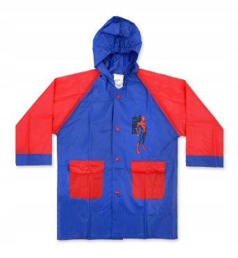 Płaszcz Przeciwdeszczowy Peleryna SpiderMan 98 zdjęcie 2