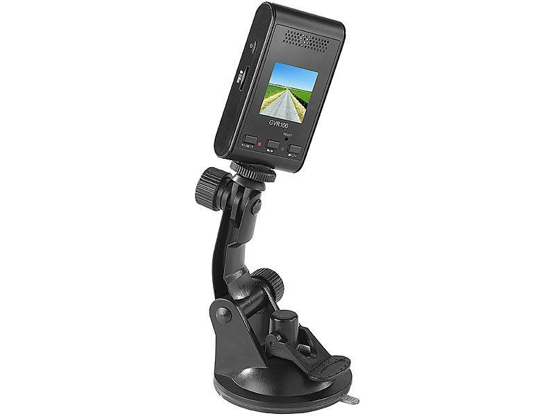 Rejestrator jazdy HD z odbiornikiem GPS i TFT NavGear MDV 2280.GPS zdjęcie 1