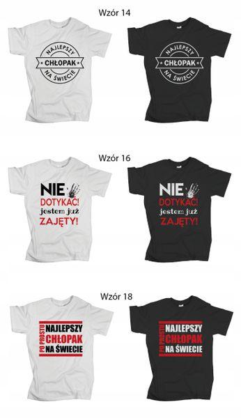 Koszulka dla Twojego faceta Chłopaka prezent 24h ! zdjęcie 5