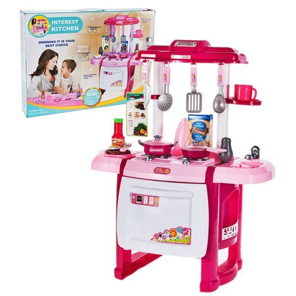 Kuchnia dla dzieci Piekarnik Zlew + Akcesoria Y162 zdjęcie 1