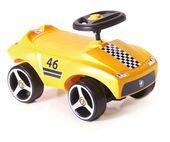 Jeździk autko brumee DRIFTEE żółty