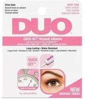 Ardell Duo Quick-Set™ Striplash Adhesive Dark Tone Sztuczne rzęsy 7g