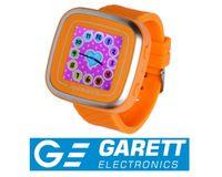 SmartWatch Zegarek Garett KIDS IP54 BUDZIK GRY