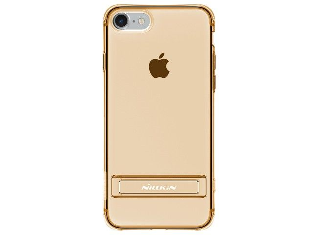 Etui Nillkin Crashproof II TPU do Apple iPhone 7 Kolor - Złoty zdjęcie 1