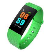 Smartband I9 kolor wyświetlacz opaska sportowa pulsometr