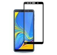 Samsung Galaxy A7 2018 A750 SZKŁO 3D 5D PEŁNE CAŁY EKRAN HARTOWANE 9H