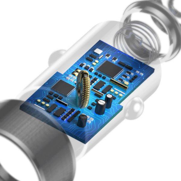 BASEUS ŁADOWARKA SAMOCHODOWA USB-C 2x USB 3.4A na Arena.pl