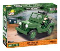 Klocki COBI Samochód Terenowy M151 A1 Mutt 2230 Vietnam War