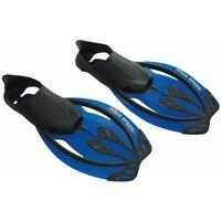 Płetwy do snorkelingu LYNX Rozmiar - Płetwy - M, Kolor - Nurkowanie - Płetwy - 11 - niebieski