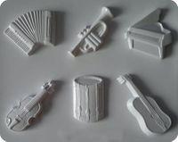 Forma do odlewów - Odlewy gipsowe - Instrumenty muzyczne (2713061)