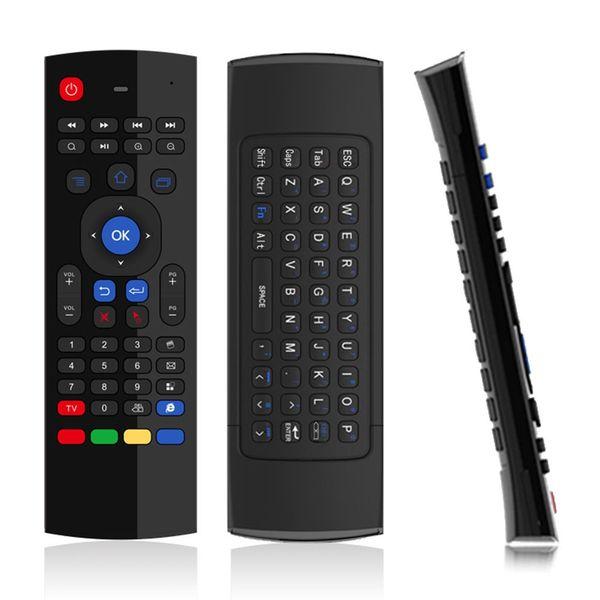 Pilot smart tv MX3 Android Box klawiatura 3w1 zdjęcie 1